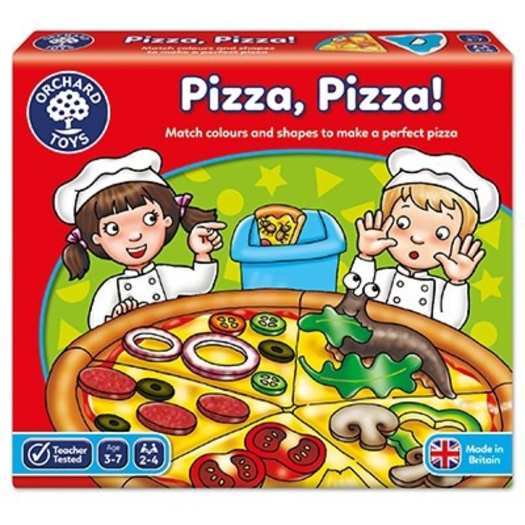 Orchard Orchard toys Pizza, Pizza!