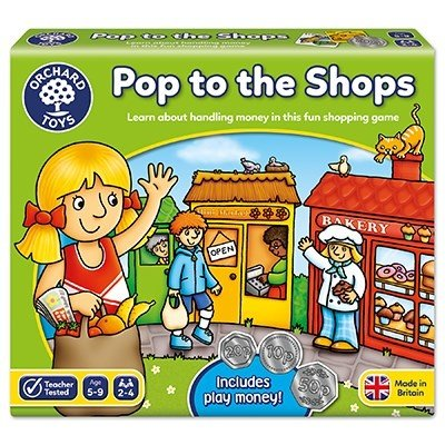 Orchard Orchard toys Pop to the Shops