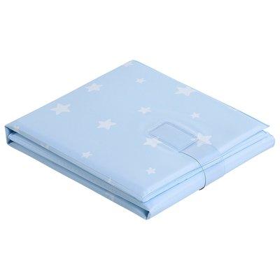 Baby Elegence Foldable PVC Mat Blue Star