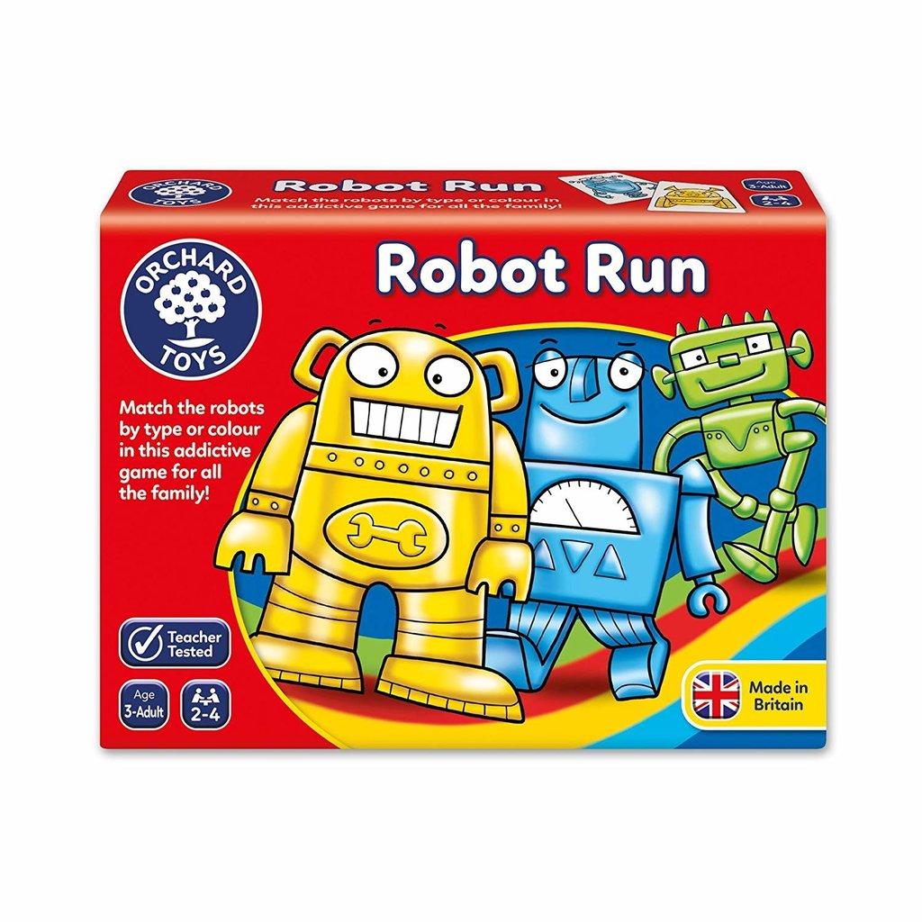 Orchard Orchard Toys Robot Run