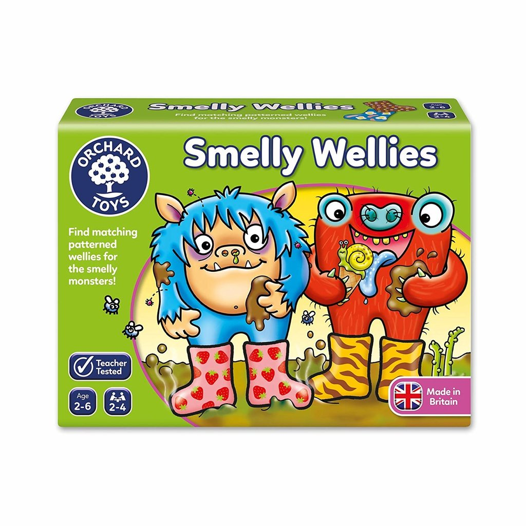 Orchard Orchard Toys Smelly Wellies