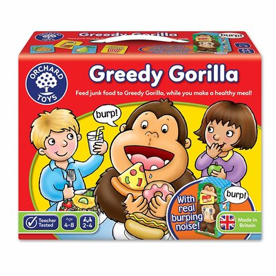 Orchard Orchard toys Greedy Gorilla