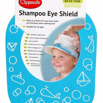 Clippasafe Clippasafe Shampoo Eye Shield