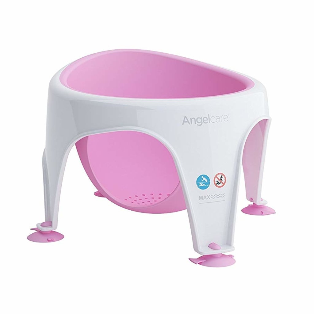 Angelcare Soft Bath Seat Pink