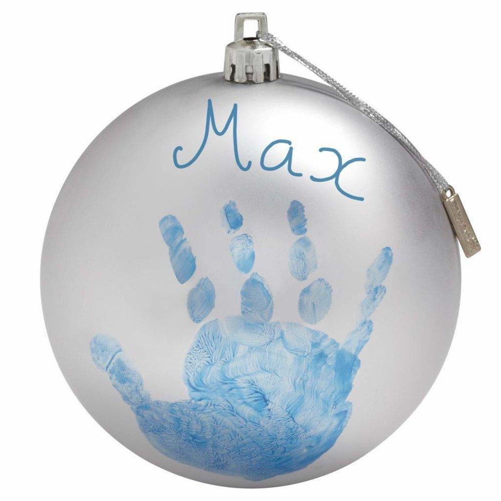 Baby Art Baby Art My Christmas Fairy Silver