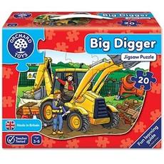 Orchard Orchard Toys Big Digger Jigsaw