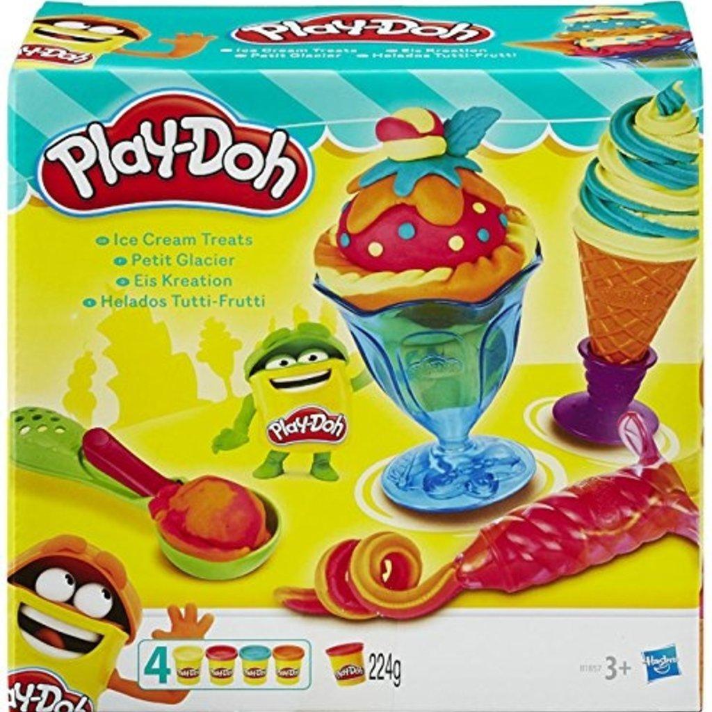 Play Doh Ice Cream Treats
