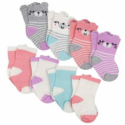 Ziggle socks 12-18 months blue