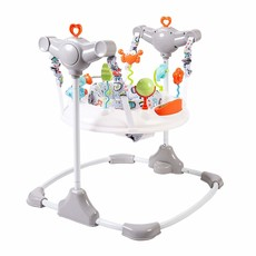 Baby Go Round Jumparound Peppermint Trai