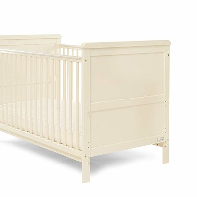 Baby Elegance Alex Cot Bed - Cream