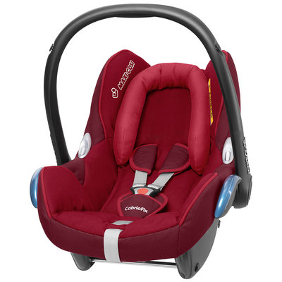Maxi Cosi CabrioFix Raspberry Red Car Seat