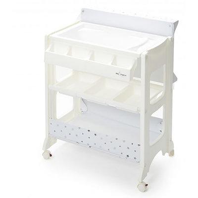 Baby Elegance Bath Unit Grey Star
