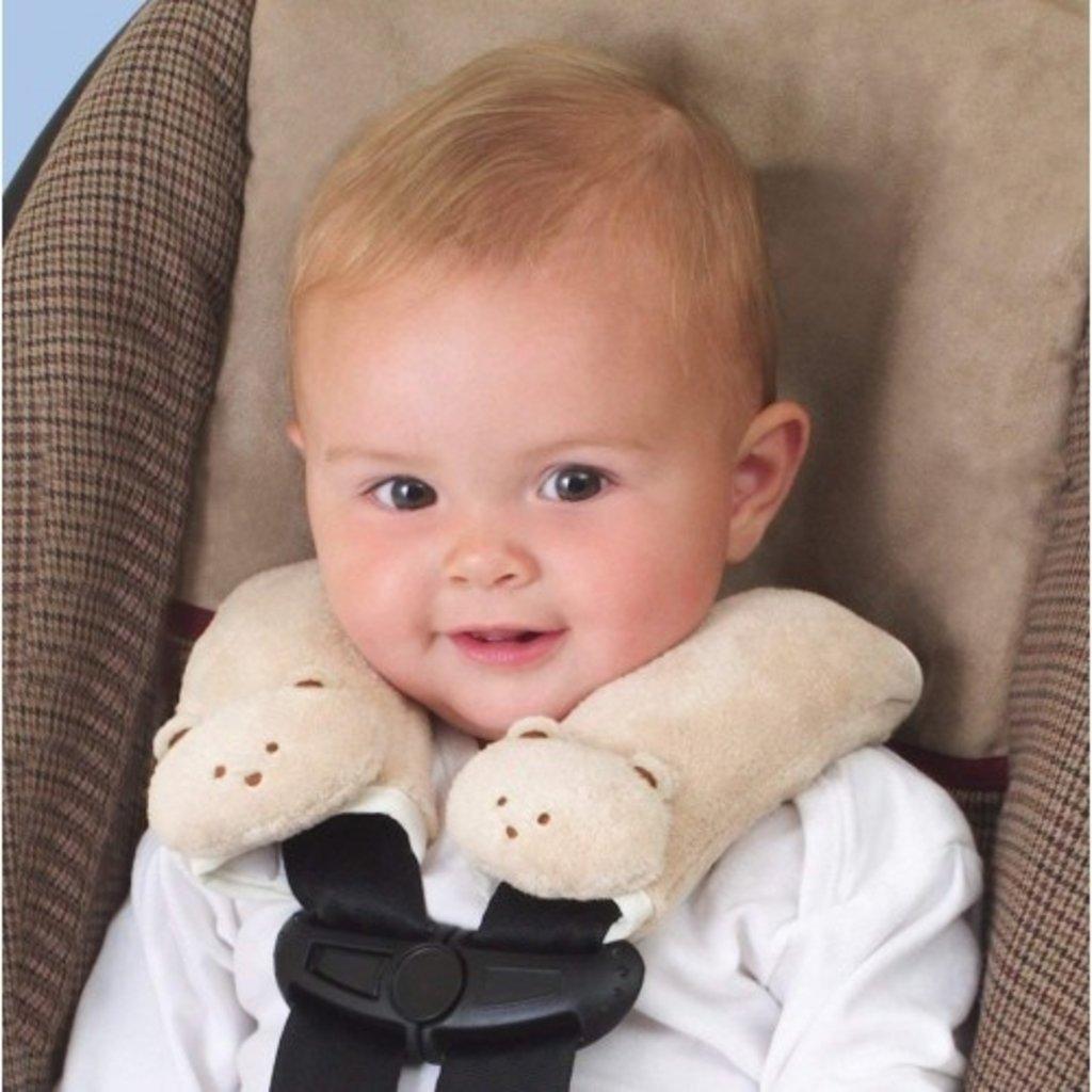 Summer Infant Cushy Straps - Fawn