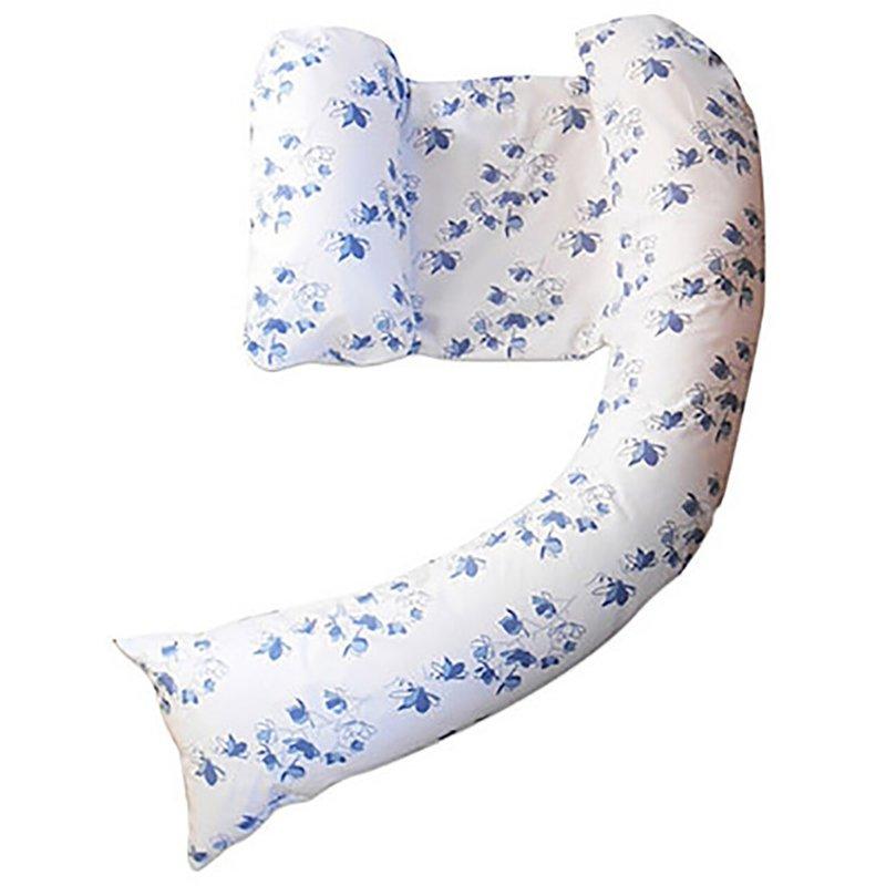 Dream Genii Pillow Cover Blue Blossom
