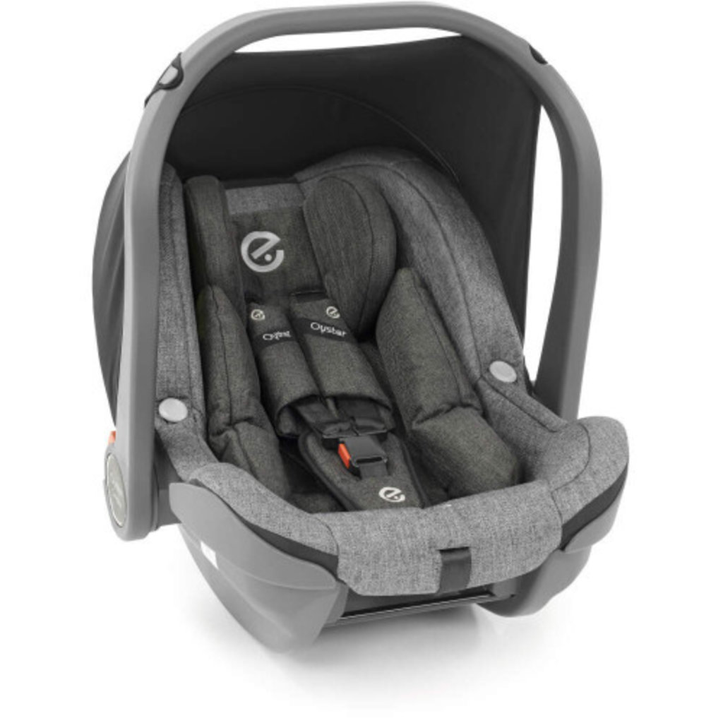 Oyster Oyster 3 Carapace Infant Carseat-Mercury