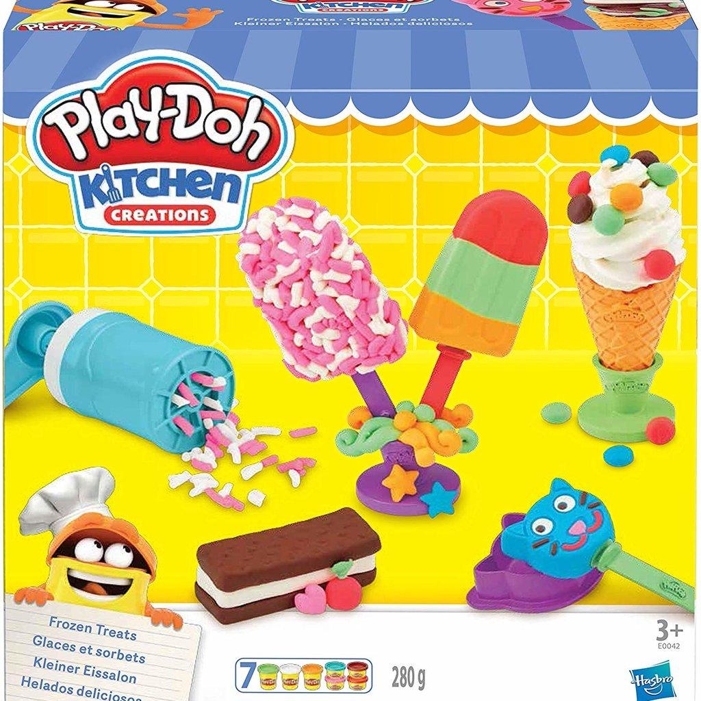 Playdough Frozen Treats