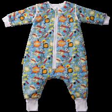 Babyboo SnuggleBoo Sleepsuit Superhero 6-12 m