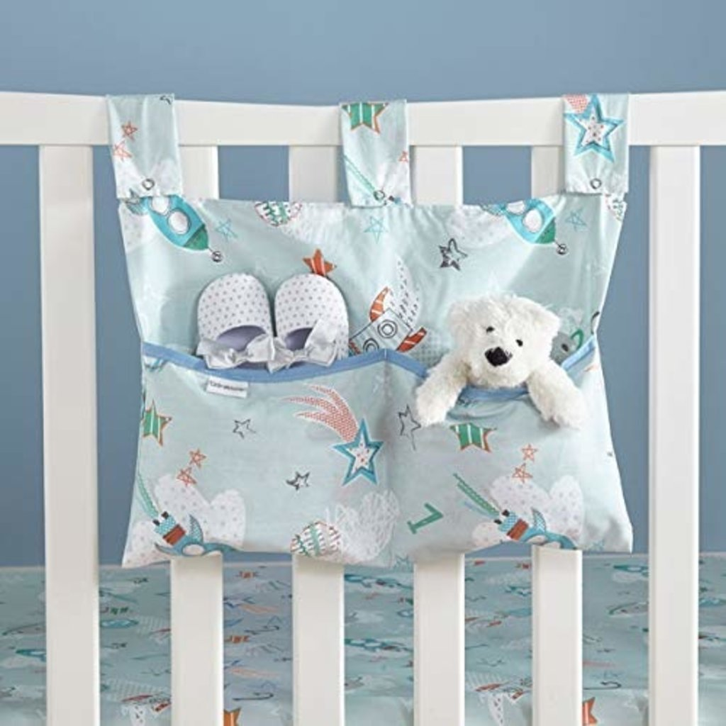 Nursery Tidy Bag Clair De Lune Forty Winks