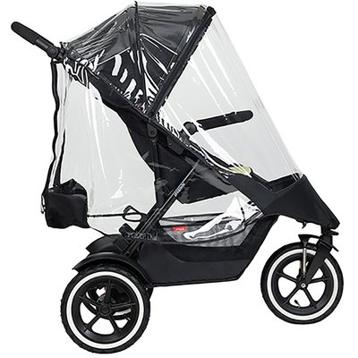 Phil & Teds Phil & Ted Sport Dot Dash Storm Cover