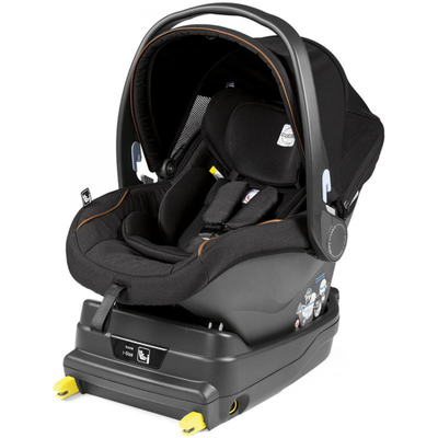 PegPerego Peg Perego Primo Viaggio i-Size Car Seat including Base - Ebony