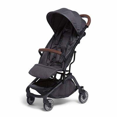 Baby Elegance Tux Pushchair - Black