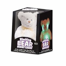 Blushing Bear Night Light