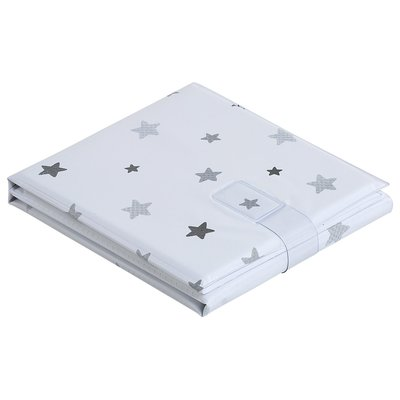 Baby Elegance Foldable PVC Changing Mat Grey