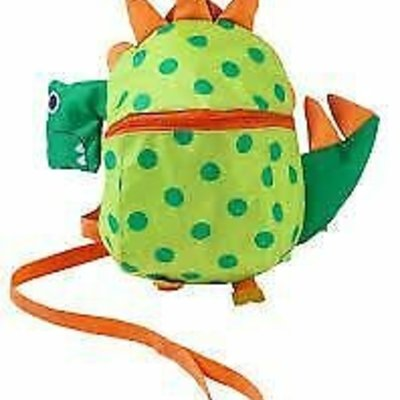 Redkite RedKite Dinosaur Backpack Bag with Detachable Safety Reins