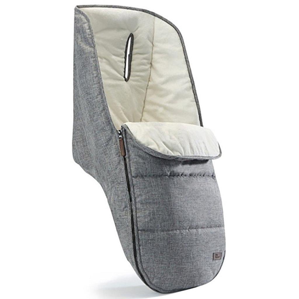 Baby Elegance Baby elegance footmuff-Grey