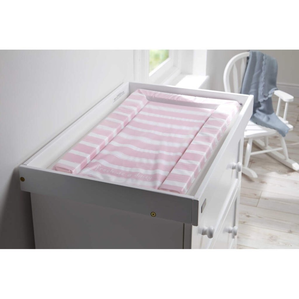 East Coast Changing Mat (Fresh As A Daisy, Pink)