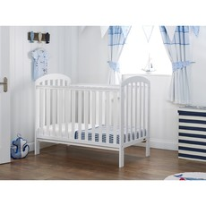 Obaby OBaby Lily Cot White