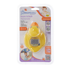 Dreambaby Dreambaby Room & Bath Thermometer Duck