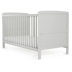 Baby Elegance Baby Elegance Travis Cot Bed - Grey