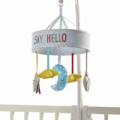 Brbaby East Coast Say Hello Starry Sky Mobile