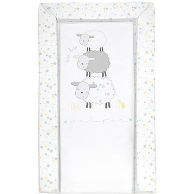 Silver Cloud Silver Cloud changing Mat Counting Sheep