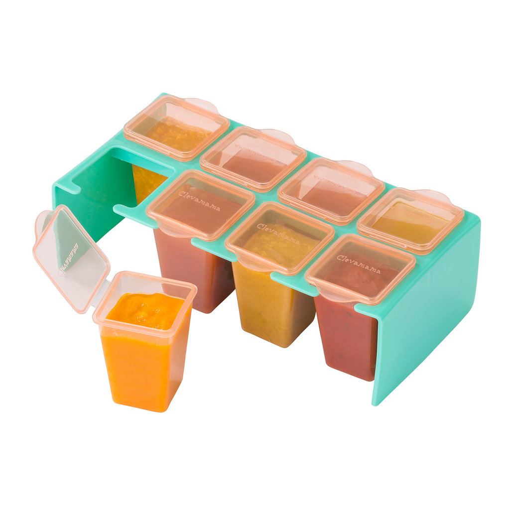 ClevaPortions Freezer & Storage Pots