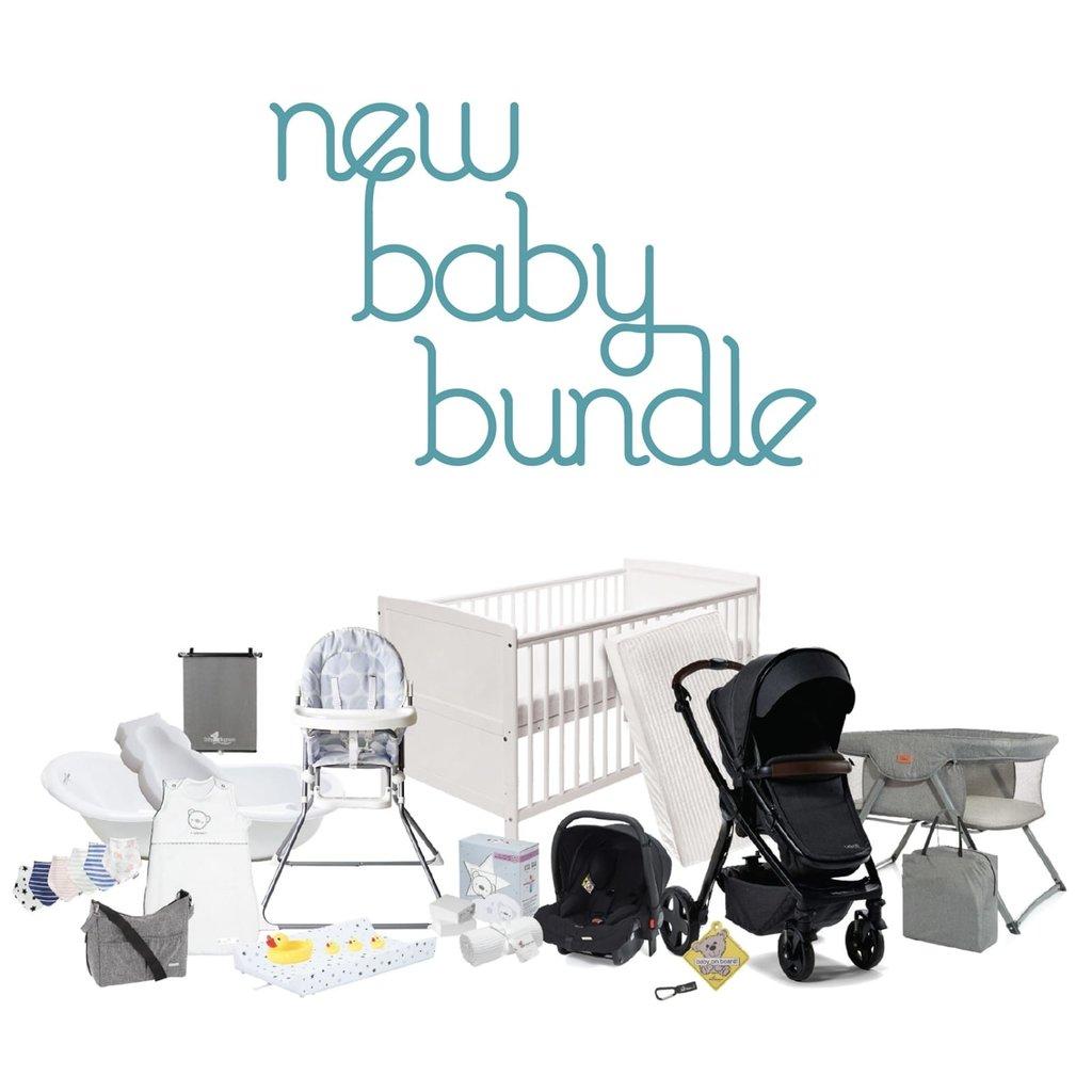 Baby Elegance Baby Elegance New Baby Bundle Deal Venti Coffee