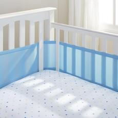 BreathableBaby Mesh Cot Liner-Blue