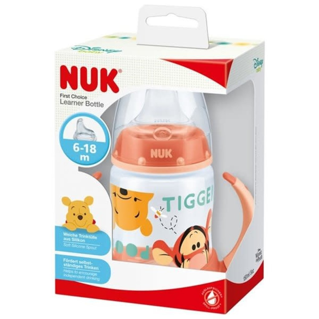 Nuk Nuk Disney First Choice Learner Bottle 6-18months