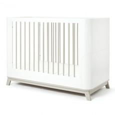 Baby Elegance Baby Elegance The Loop Cot Bed Grey&White