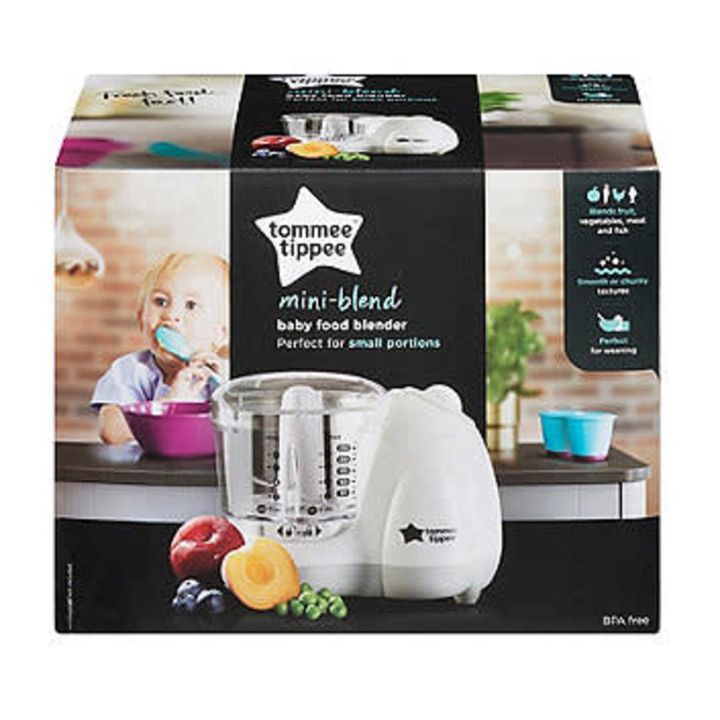 Tommee Tippee Tommee Tippee Mini Blend Baby Food Blender