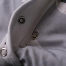 Babyboo Snuggleboo Grey Ellie Elephant Sleep Suit (2.5t) - 1-2yrs