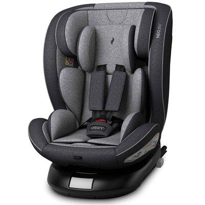 Osann Osann Neo 360 Car Seat Grey Grp 0+/1/2/3