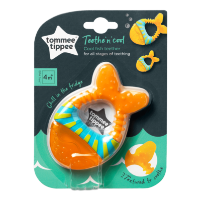 Tommee Tippee Teethe & Cool Fish Teether