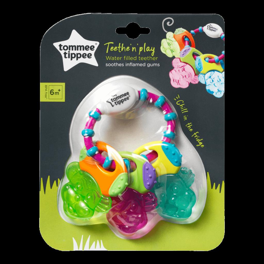 Tommee Tippee Tommee Tippee Teether & Play Teether Key