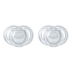 Tommee Tippee Tommee Tippee Newborn Soothers Night 0-2m