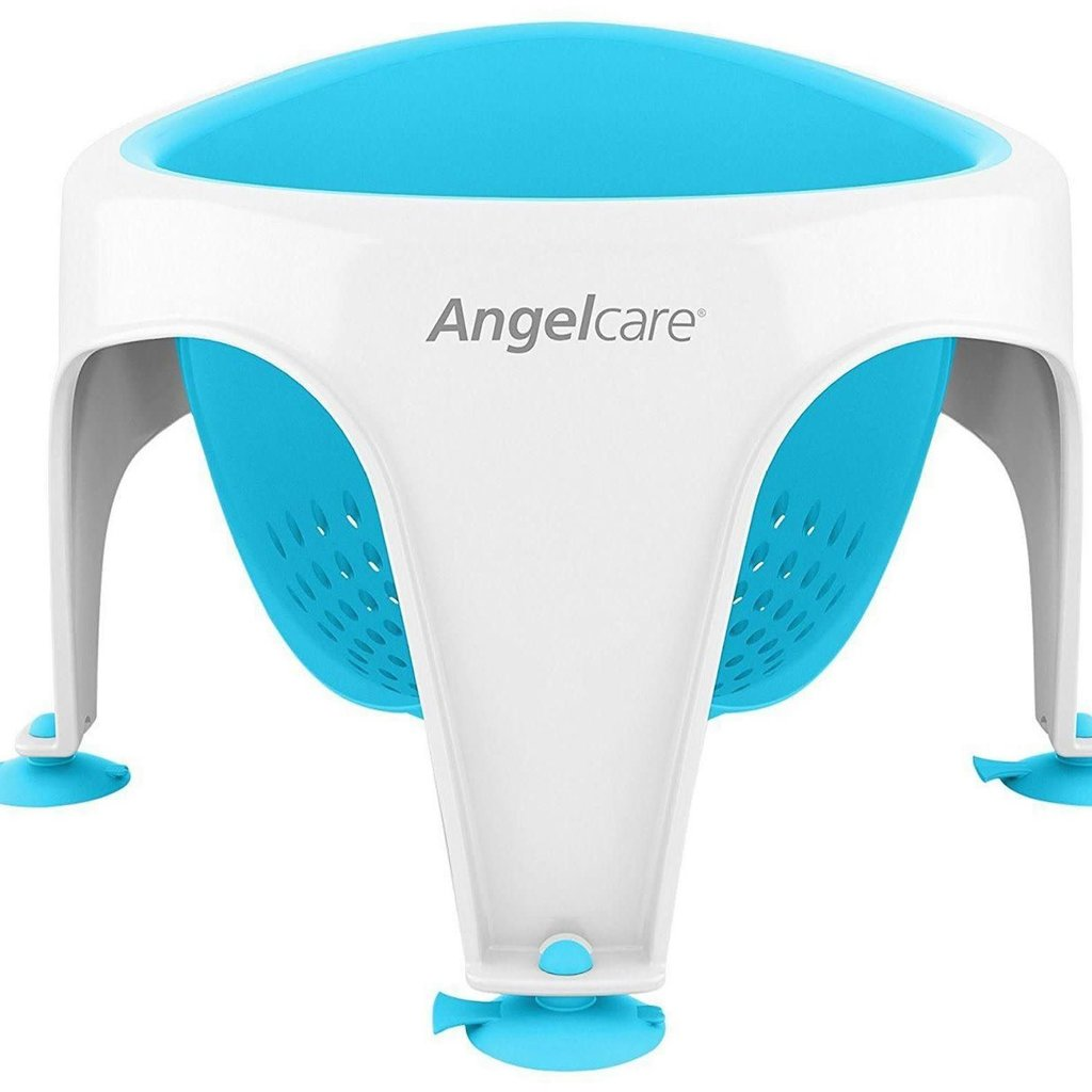 Angelcare Soft Bath Seat Blue