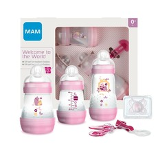 Mam MAM Welcome to the World Gift Set Pink