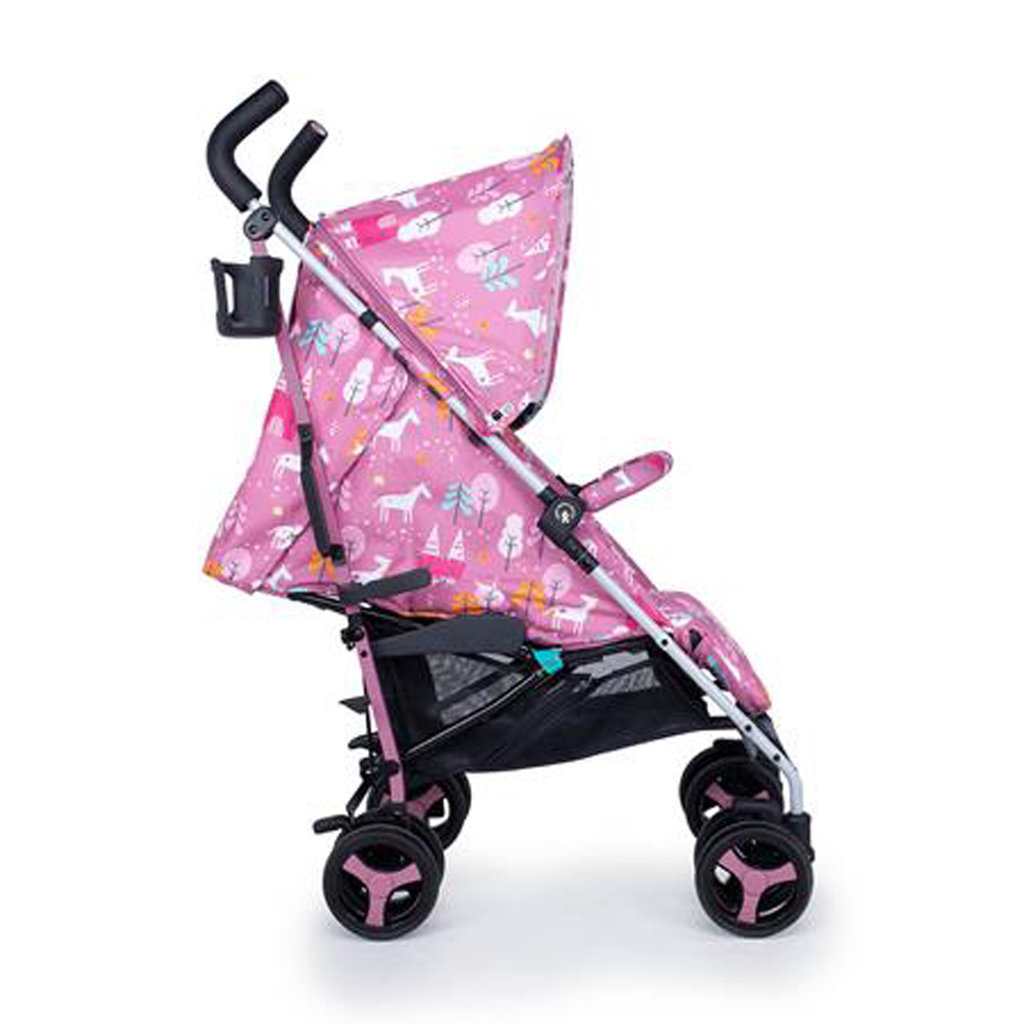 Cosatto Cosatto Supa 3 Stroller Dusky Unicorn Land