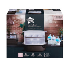 Tommee Tippee Tommee Tippee Super-Steam Advanced Electric Steriliser
